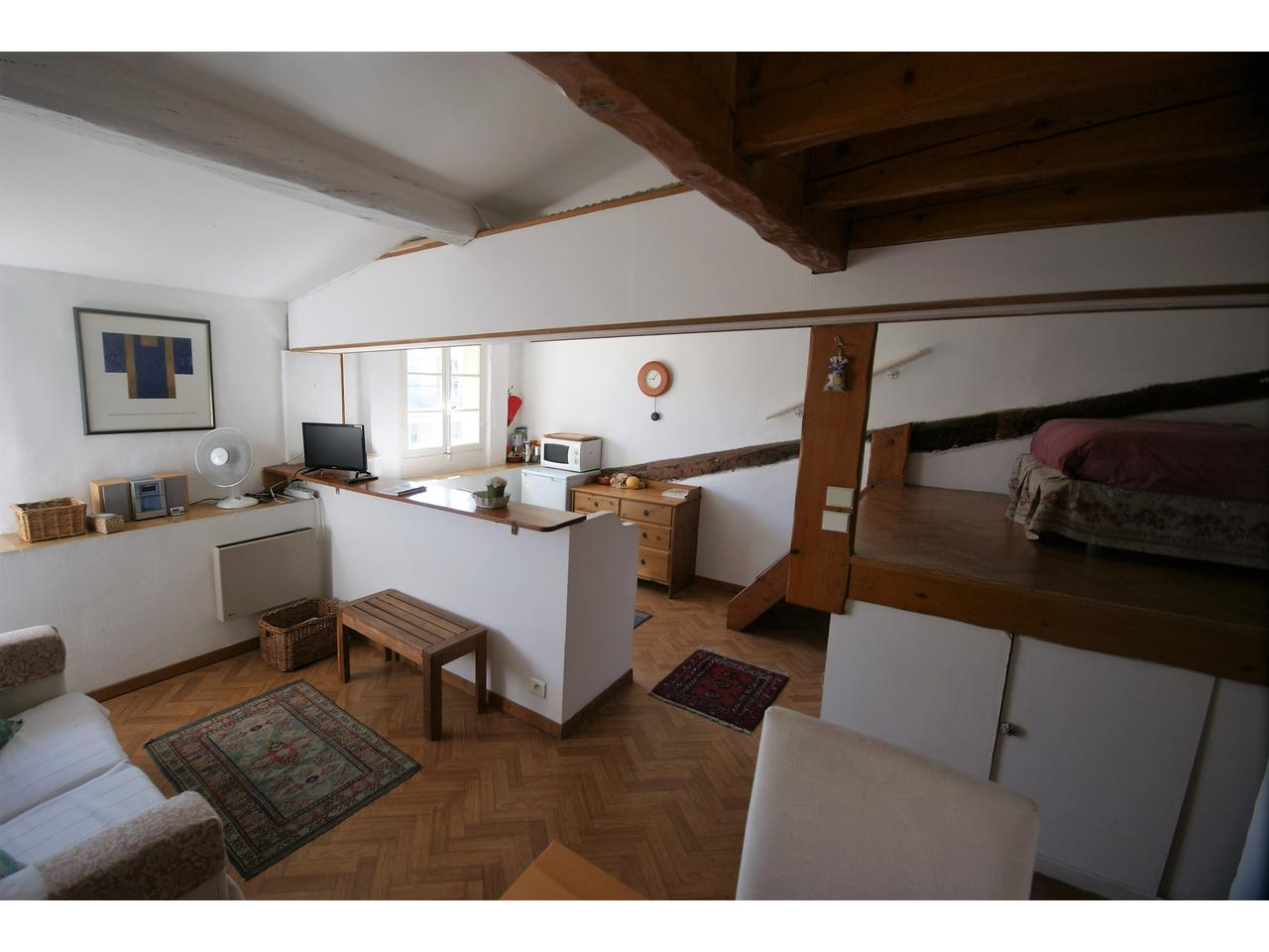 Immobilier appartement nice appartement 1 pieces 26 m a vendre for Immobilier atypique nice